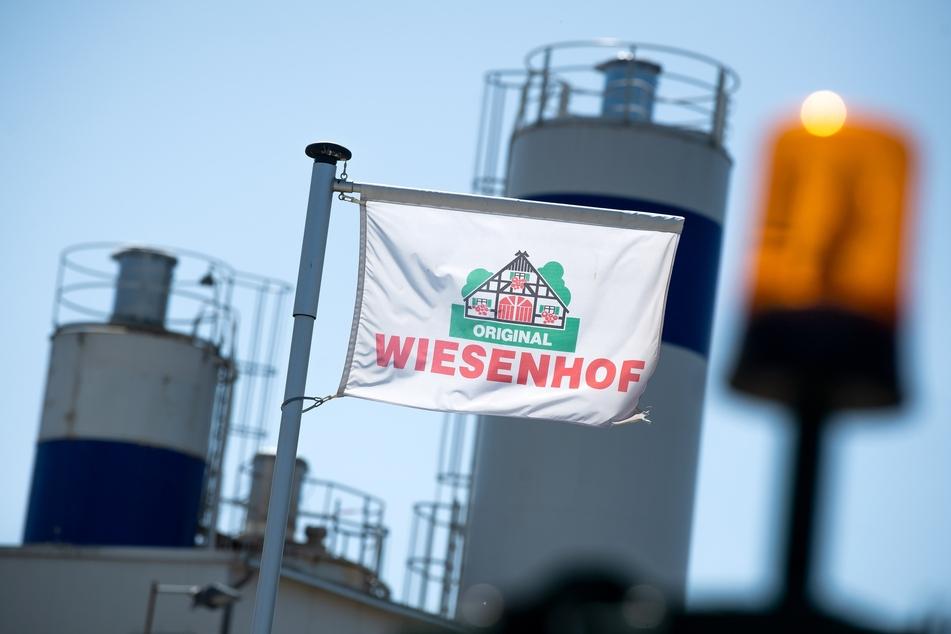 Auch bei Wiesenhof gibt es in Sachsen-Anhalt einen Corona-Fall. (Symbolbild)