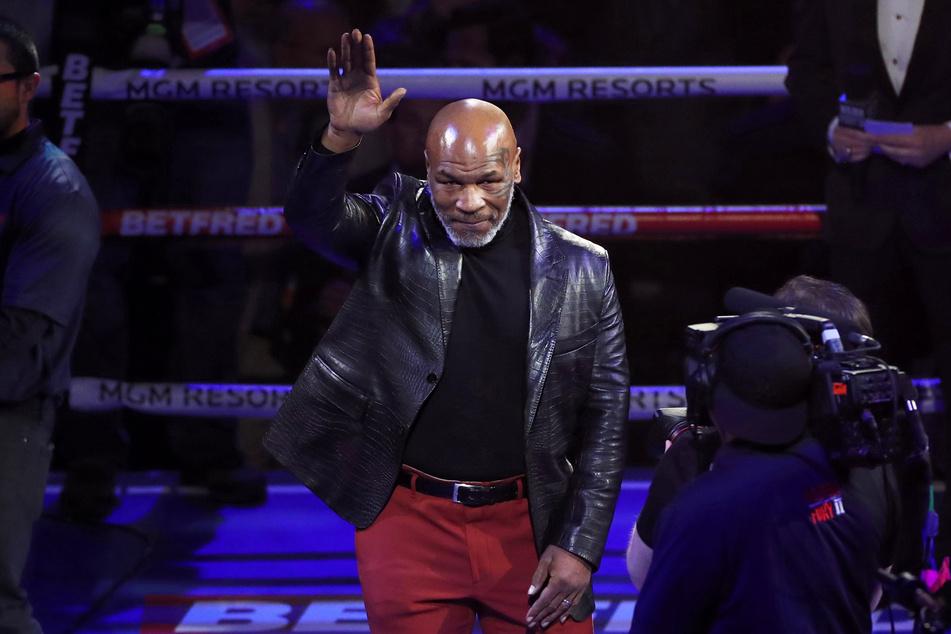 Kommt er wieder? Mike Tyson (53).