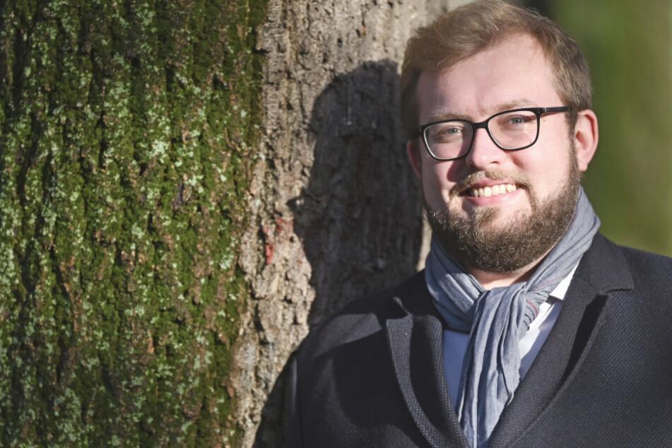 Ein 29-jähriger Grüner wird jüngster Oberbürgermeister Deutschlands