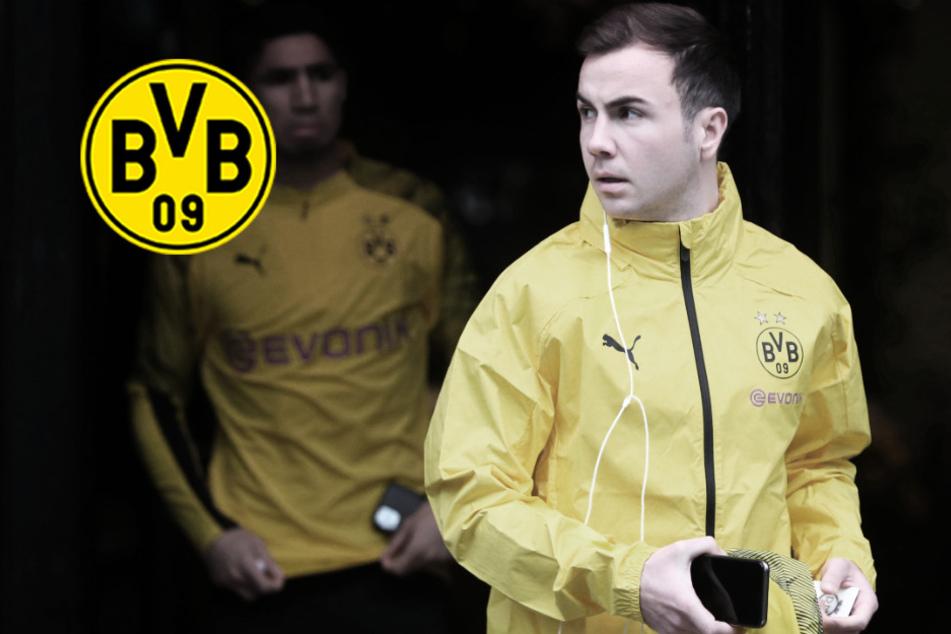 BVB-Abschied wohl besiegelt: Spielt Mario Götze nie wieder für Dortmund?