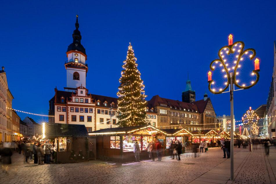 Chemnitzer Weihnachtsmarkt findet statt: Diese Einschränkungen wird es geben
