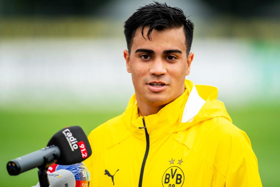 Jesus Reinier (18) ist der dritte und bislang letzte externe Neuzugang von Borussia Dortmund.