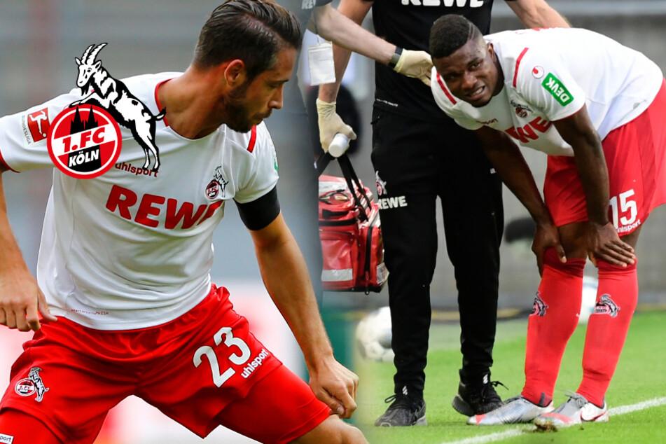 1. FC Köln: Stürmer Cordoba und Uth in Augsburg wohl wieder dabei!