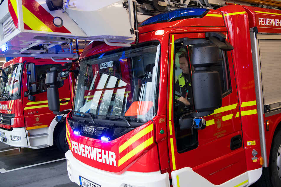München: Kellerbrand in München: 13 Menschen verletzt