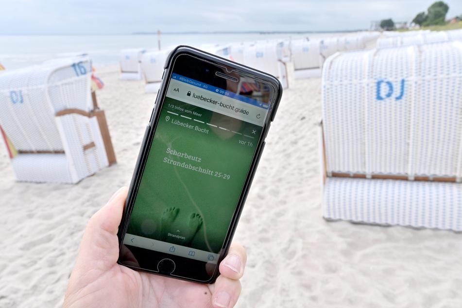 Entspannter Strand-Urlaub trotz Corona: Dieses Tool soll helfen
