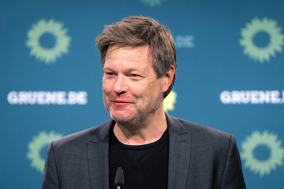 Robert Habeck (51), Bundesvorsitzender von Bündnis 90/Die Grünen.