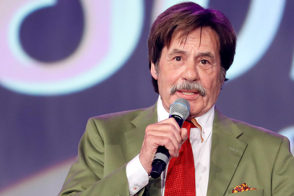 "Jörg Draeger (75) wurde mit ""Geh aufs Ganze!"" berühmt."