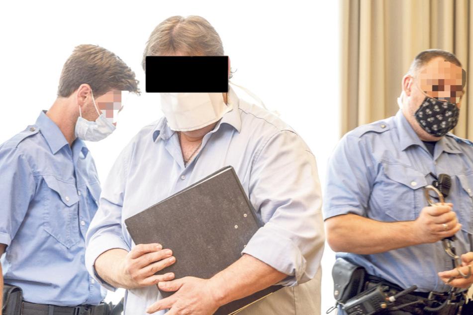 Andreas B. (53) gestand den Betrug am ersten Prozesstag ein.