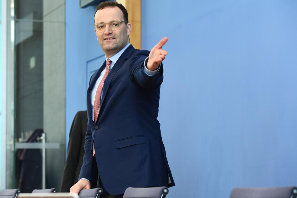 Gesundheitsminister Jens Spahn.