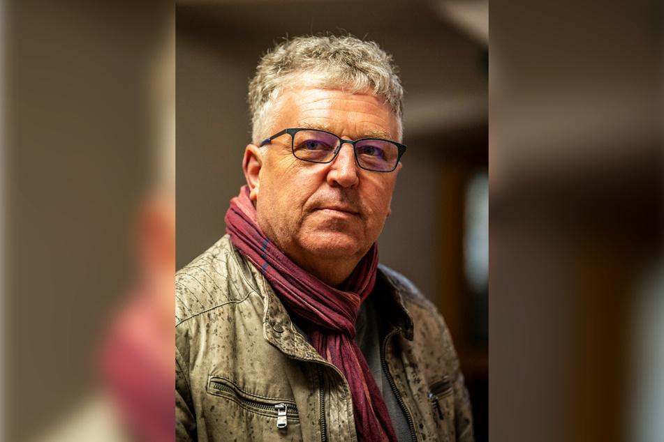 Gegen Elterleins Bürgermeister Jörg Hartmann (60) wird ermittelt.