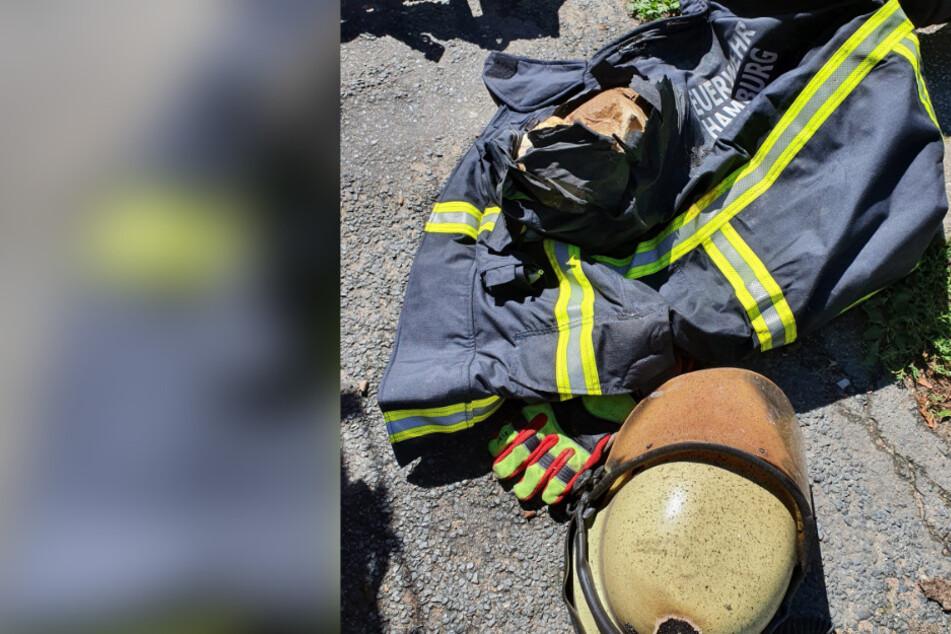 Er löschte trotzdem weiter! Feuerwehrmann bei Explosion in Wohnung schwer verletzt