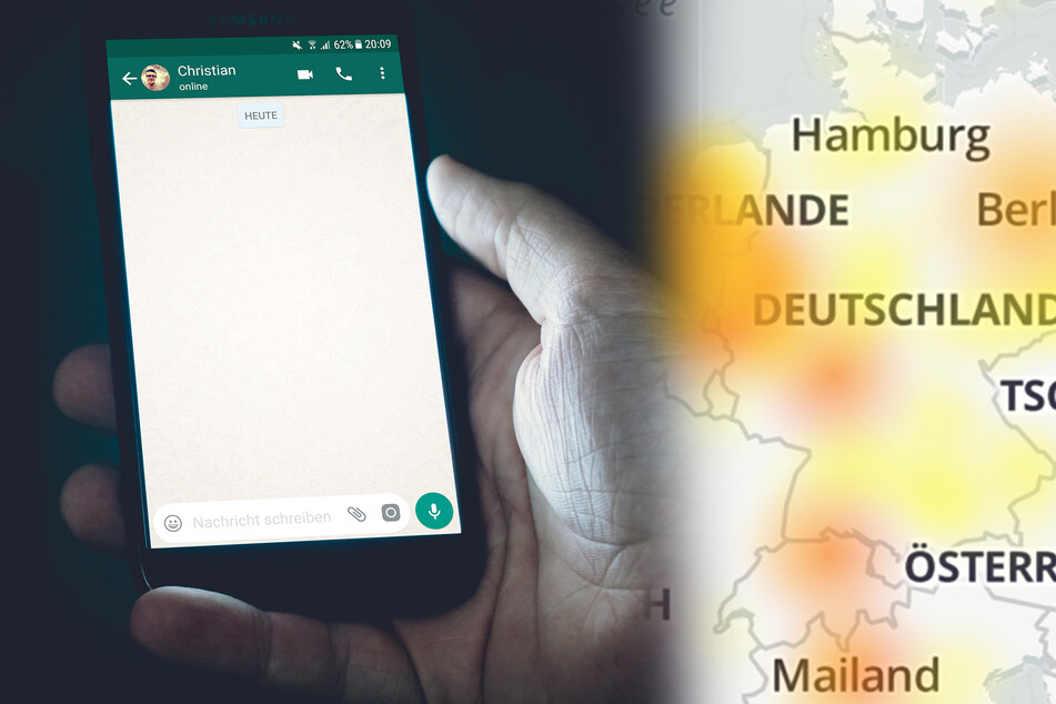 Störung bei WhatsApp: Vor allem Desktop-Version betroffen