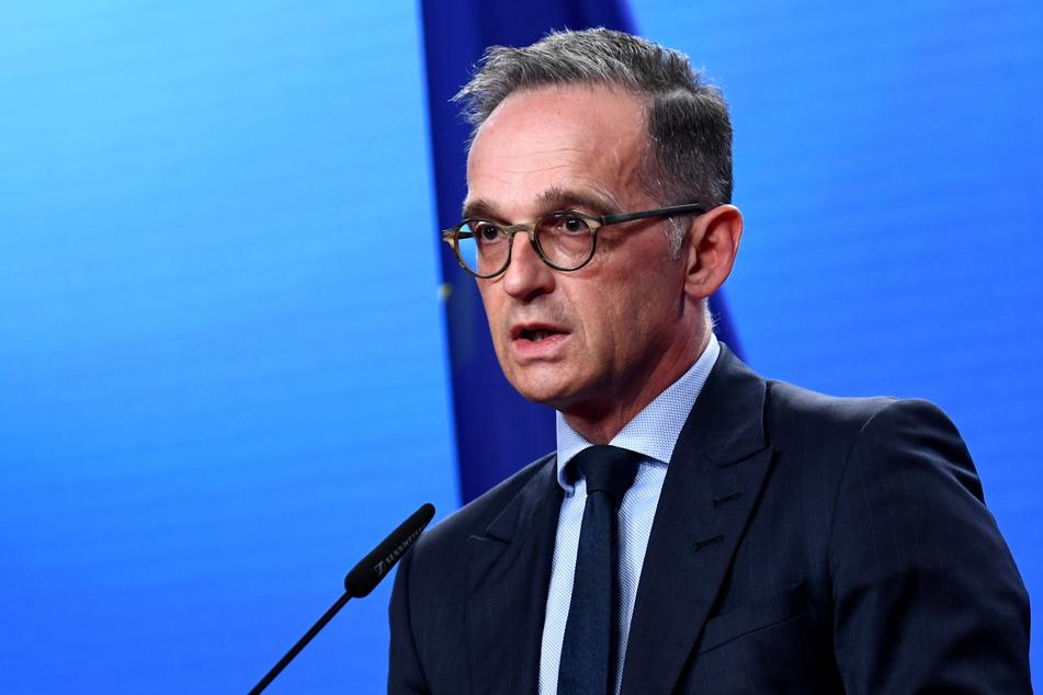 Bundesaußenminister Heiko Maas (54, SPD) hat sich zu der weiteren Planung in Afghanistan geäußert.