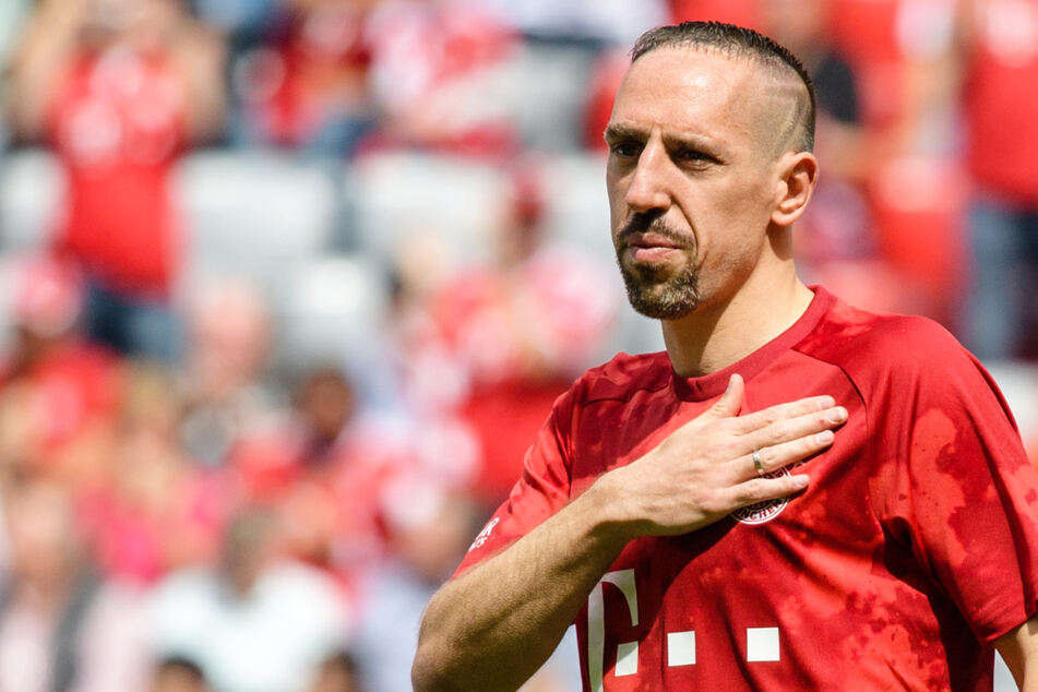 Ex-Bayern-Star Franck Ribéry wohl Opfer versuchter Millionenmanipulation