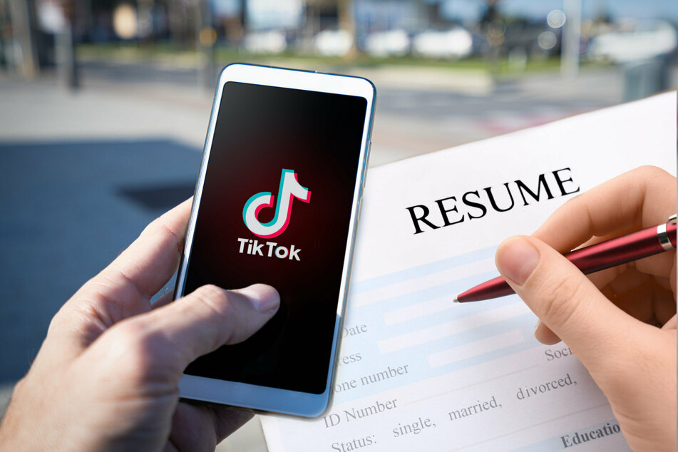 TikTok just introduced a new resume feature and companies are already signing up!