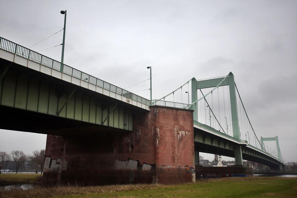 Sanierung der Mülheimer Brücke wird teurer