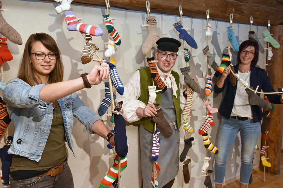 Das Strumpfmuseum ist jetzt wieder für Besucher geöffnet.