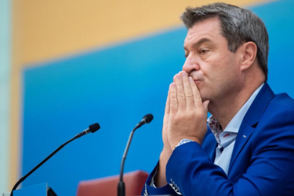 Markus Söders Fassade als Coronavirus-Vorkämpfer bröckelt: Vom Primus zum Sorgenkind?