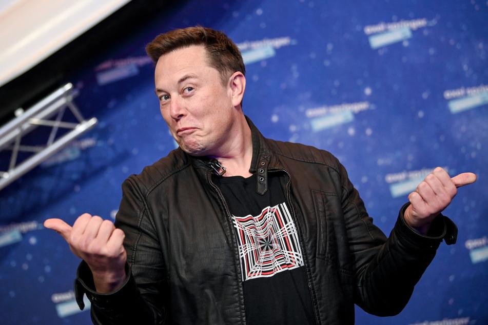 Tesla-Chef Elon Musk (49): Großenhain? Warum nicht?