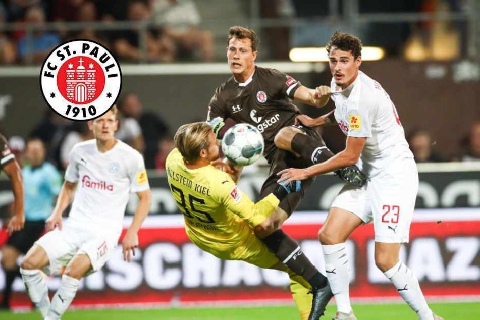 FC St. Pauli: Pläne von James Lawrence ändern sich durch Corona