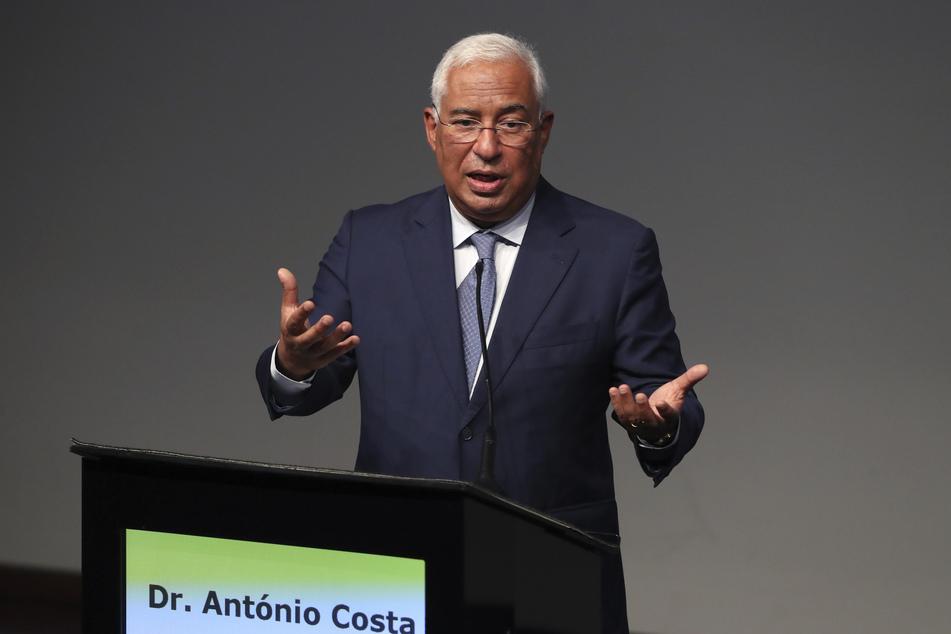 Die portugiesische Regierung um Ministerpräsident António Costa hat den Corona-Notstand ausgerufen.