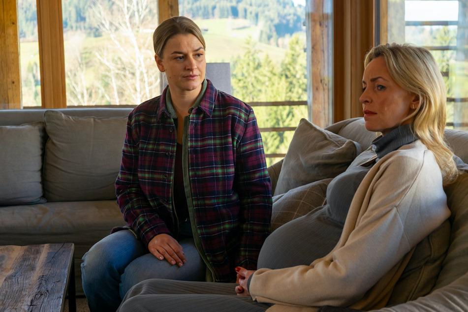 Bergdoktor: Der Bergdoktor wird bald Vater: Finden Anne und Franziska endlich einen Kompromiss?