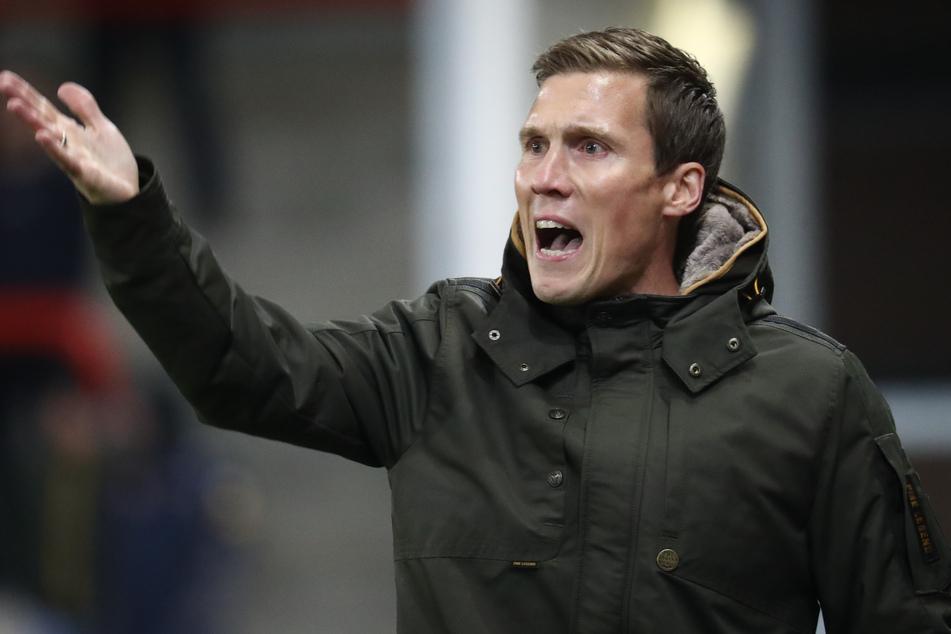 Hannes Wolf (39) tritt die Bosz-Nachfolge bei Bayer 04 an.