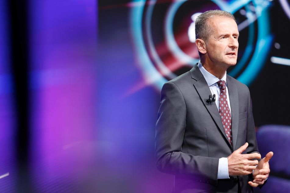 """VW-Chef zeigt sich in spritzigem Video und lobt Mitarbeiter: """"Wahnsinnig viel erreicht"""""""
