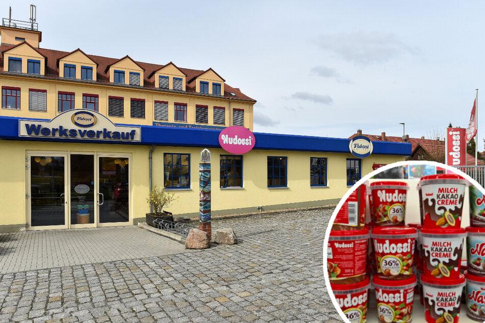 Süßen Brotaufstrich in vielen Varianten gibt es im Fabrik-Shop von Vadossi.
