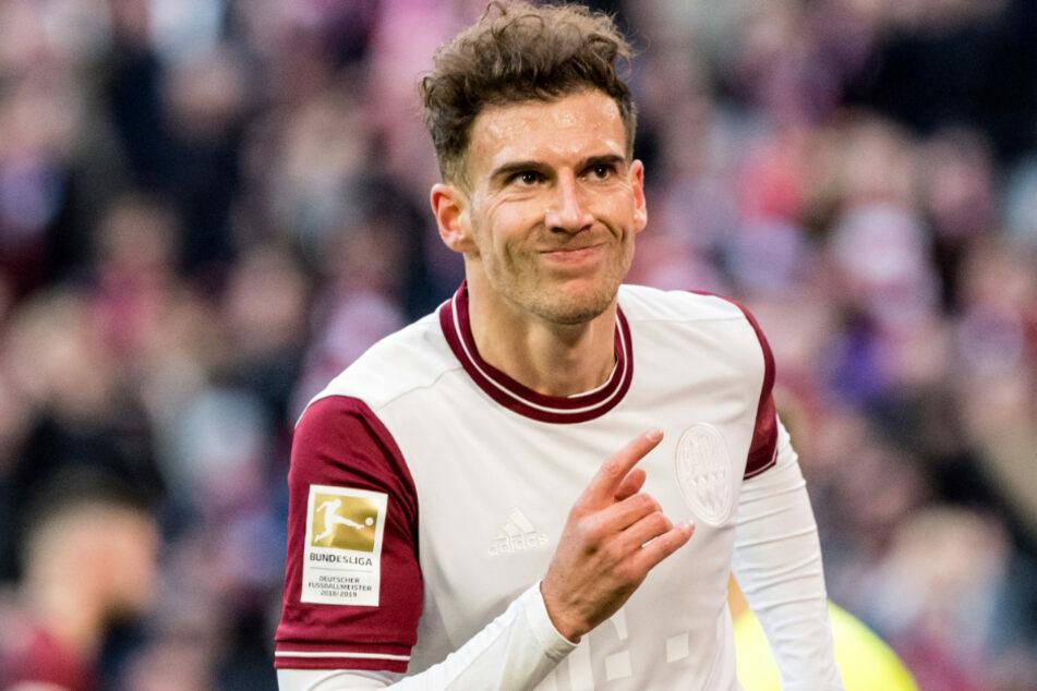 Leon Goretzka steht noch bis 2022 beim FC Bayern München unter Vertrag.