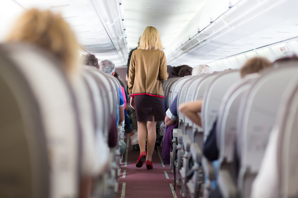 Sicherheitsrisiko Flieger: Neuste Studien zeigen, dass im Flugzeug eine hohe Infektionsgefahr besteht (Symbolbild).
