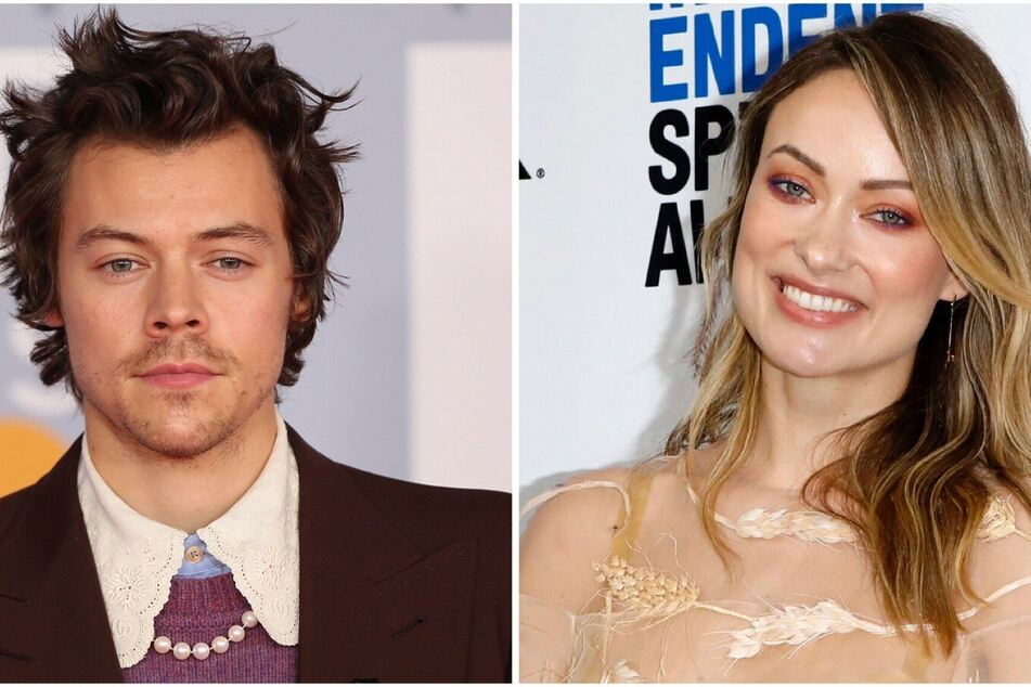 Olivia Wilde and Harry Styles get their PDA on during Italian getaway!