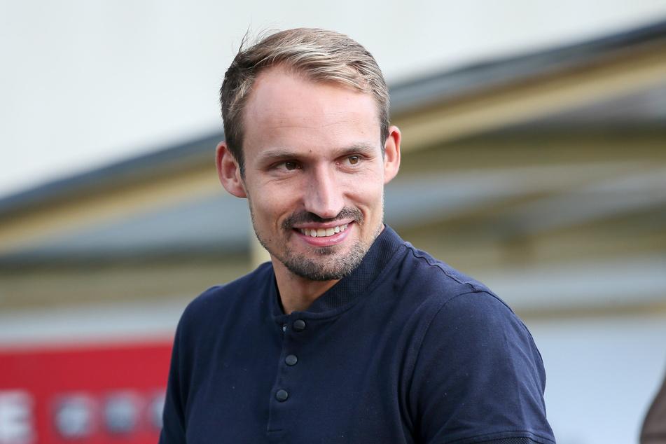 FSV-Sportchef Toni Wachsmuth freut sich, das der Auftakt vor 3500 Fans stattfindet.