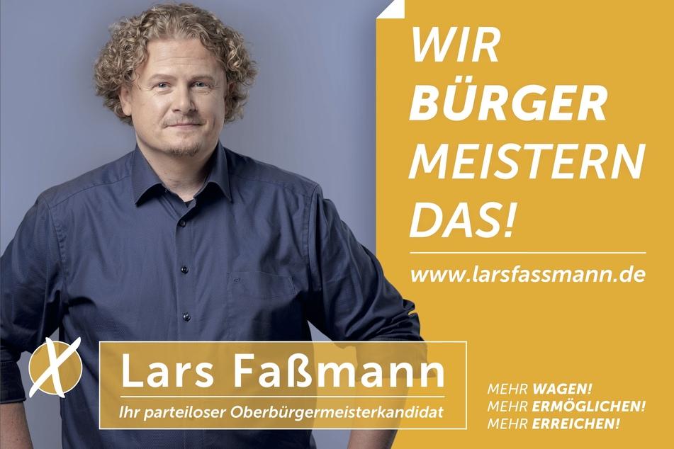 Lars Faßmann (43, parteilos)