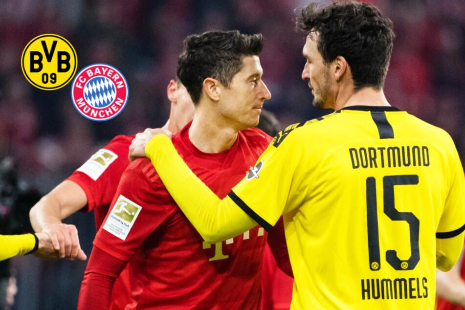 Kracher-Duell BVB gegen FC Bayern: Nervenkitzel ist garantiert!
