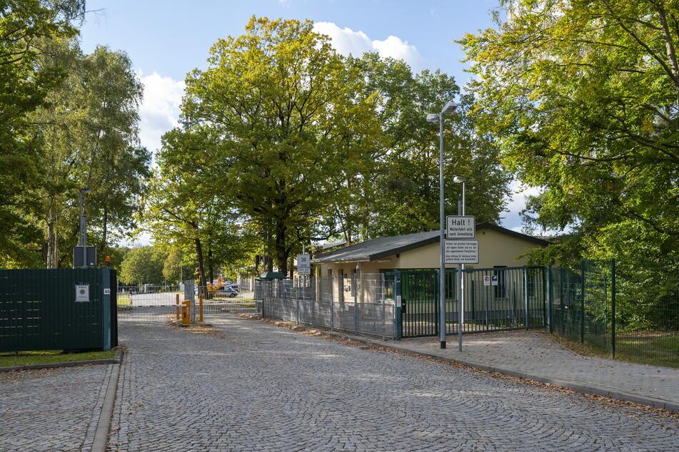 Bislang absolviert die Chemnitzer Polizei ihr Schießtraining bei der Bereitschaftspolizei. Jetzt will die Behörde ihr eigenes Trainingszentrum bauen.