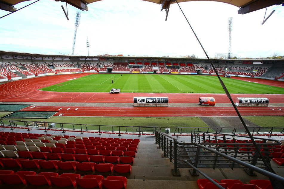 Im Steigerwaldstadion werden nur noch wenige Spiele von RWE ausgetragen.