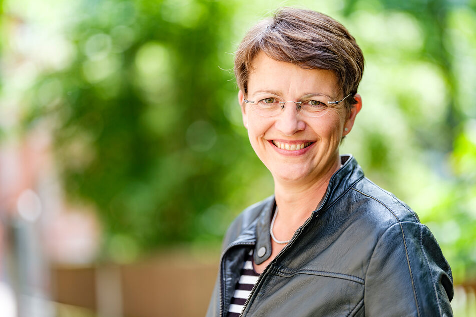 Dr. Silke Müller (51, Direktkandidatin Wahlkreis 160, Dresden II/Bautzen II).
