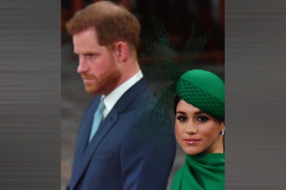 Angeblich hat Herzogin Meghan (39) ihren Ehemann, Prinz Harry (36), nach einem heftigen Streit verlassen, behauptet eine australische Zeitschrift.