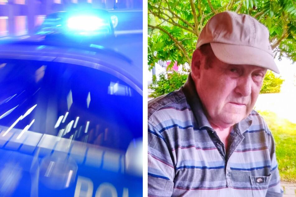 Er ist seit Dienstagmorgen verschwunden: Wo ist Klaus Bruno G. (69)?