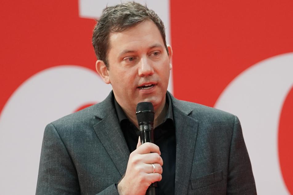 SPD-Generalsekretär Lars Klingbeil (43).