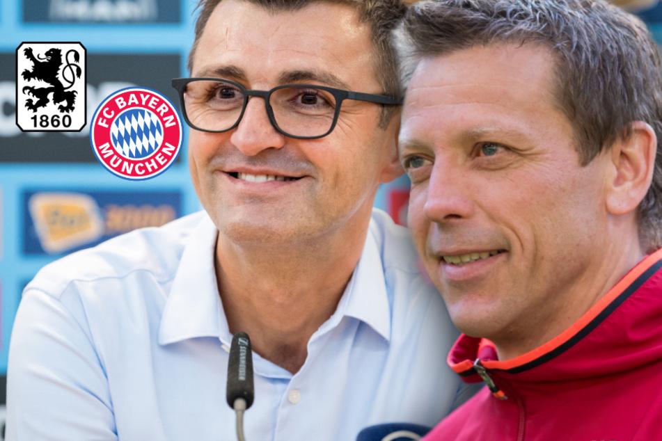 Start in 2021 mit Stadtmeisterschaft: FC Bayern und TSV 1860 in richtiger Derby-Stimmung!