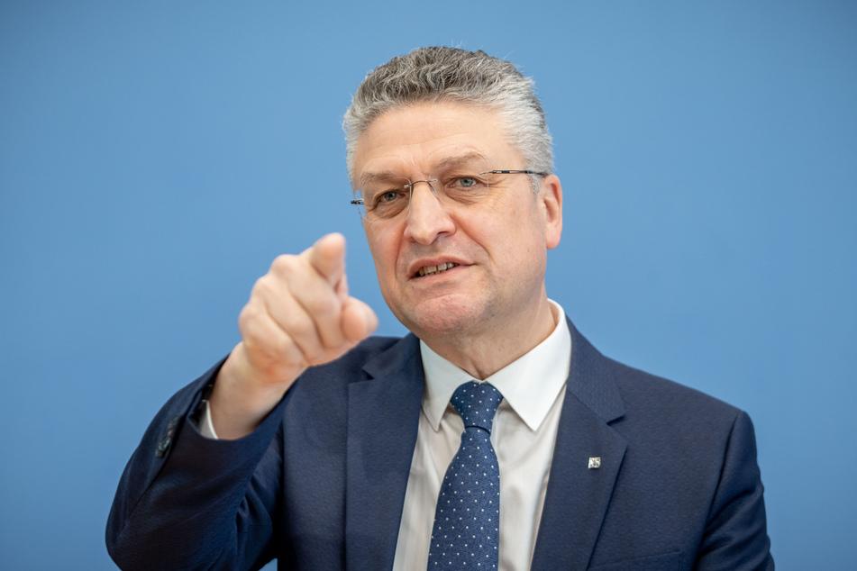 Lothar H. Wieler (60), Präsident des Robert-Koch-Institutes.