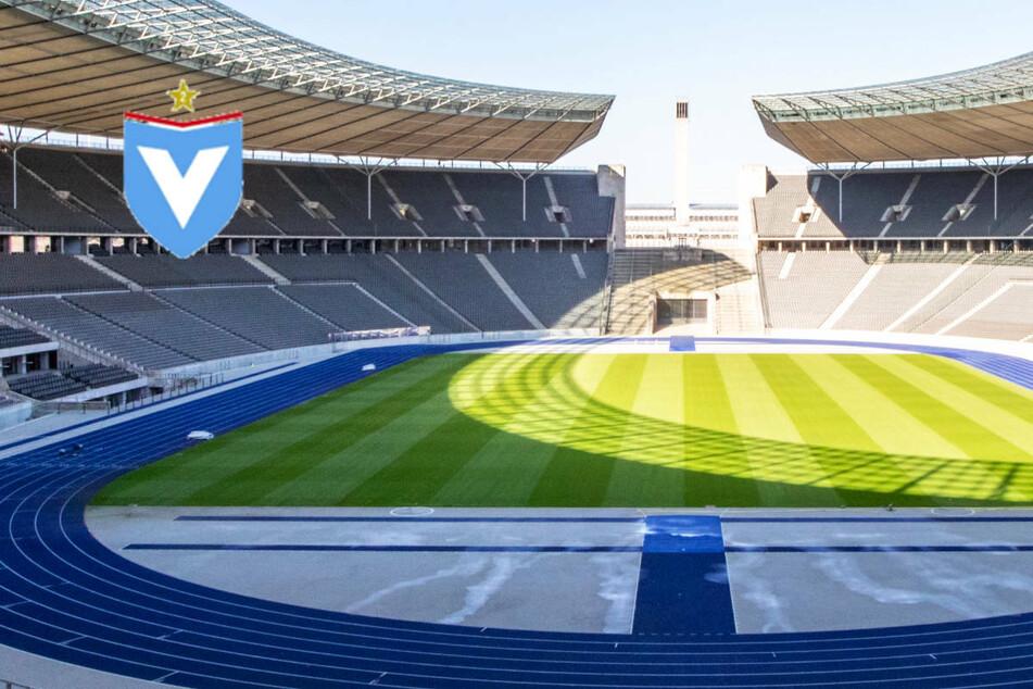 Feiert Viktoria Berlin seine Drittliga-Premiere doch im Olympiastadion?