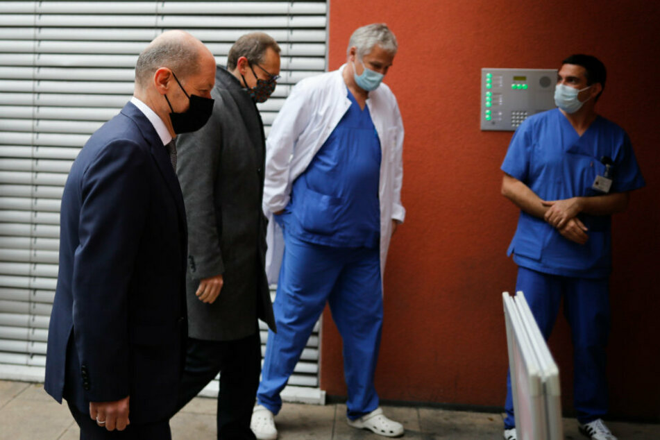 Berlin: Kein Ende in Sicht: Charité warnt vor immer mehr Intensivpatienten