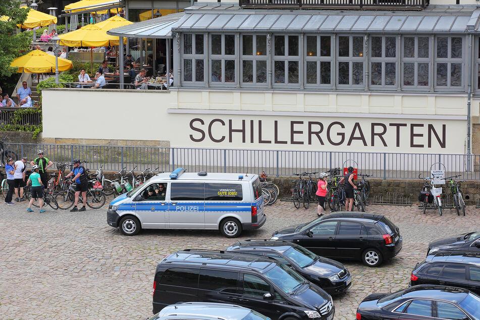 Die Polizei wird verglichen mit dem Rest der Stadt besonders oft vor den Schillergarten gerufen, weil es zu Unfällen kam.