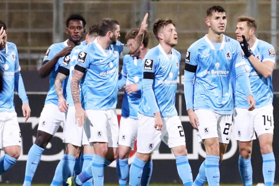 Was für ein wichtiger Dreier! Der TSV 1860 München hat am 29. Spieltag der 3. Liga gegen die SG Dynamo Dresden mit 1:0 (0:0) gewonnen.