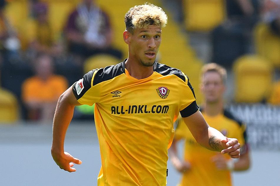 Gegen Ingolstadt saß Heinz Mörschel (23) zunächst lang auf der Bank, doch dann gab er genau die richtige Antwort!
