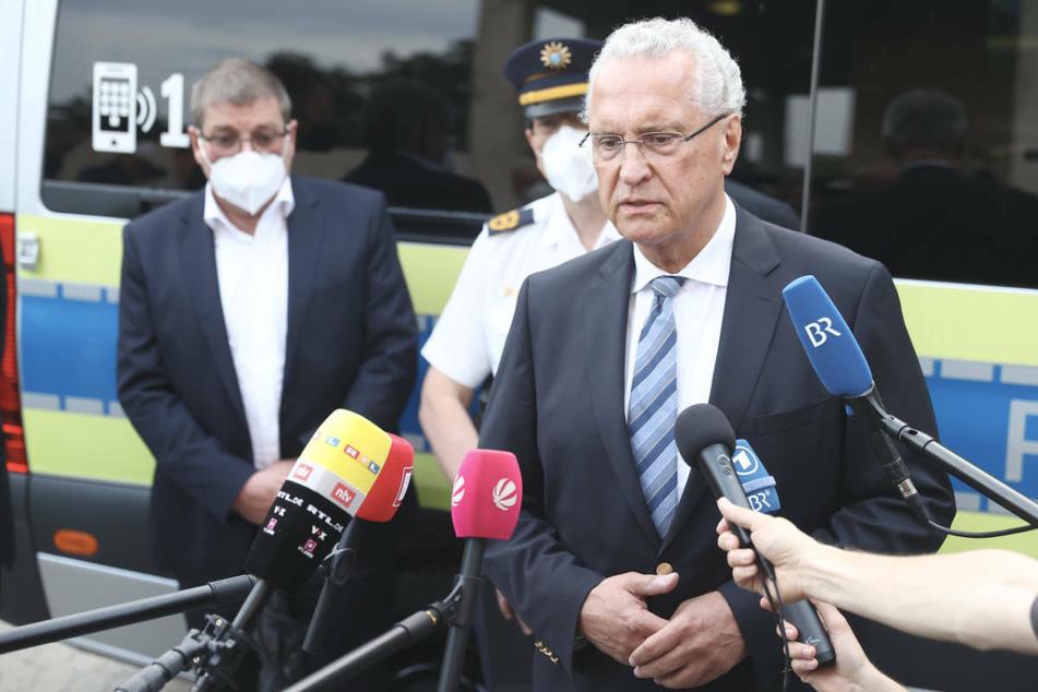 Bayerns Innenminister Joachim Hermann (CSU) sagte, dass das Eingreifen vieler beherzter Bürger dazu beigetragen habe, weitere Opfer zu verhindern.