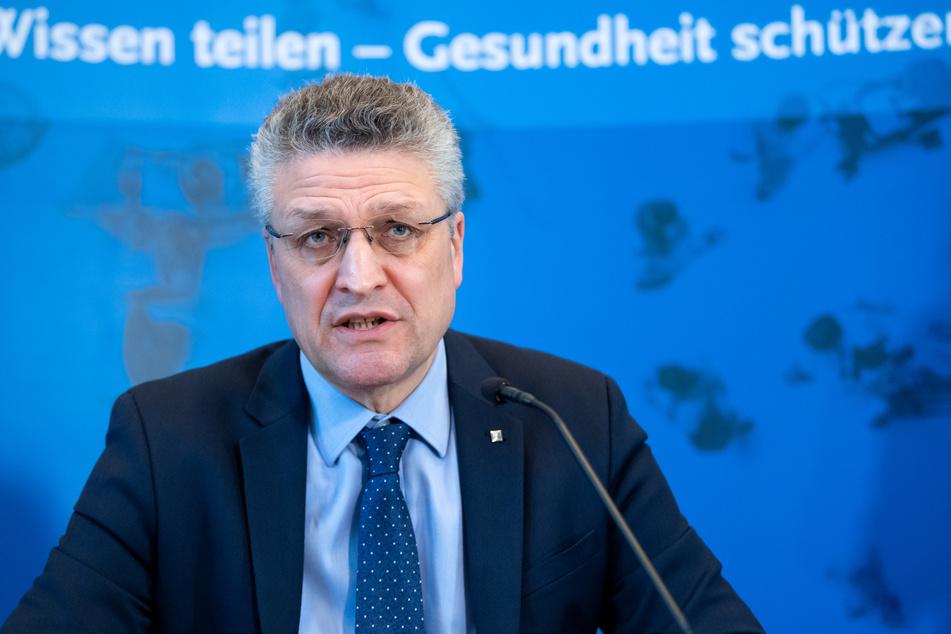 Lothar Wieler, Präsident des Robert-Koch-Instituts.